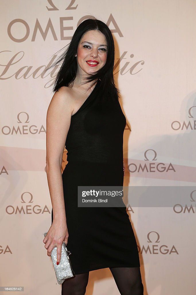 Carmen Kreuzer attends the Omega Gala 'La Nuit Enchantee' at Gartenpalais Liechtenstein on March 23, 2013 in Vienna, Austria.
