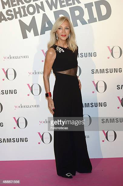 Carmen Lomana attends the 'Yo Dona' Party at the NH Collection Eurobuilding Hotel on September 17 2015 in Madrid Spain