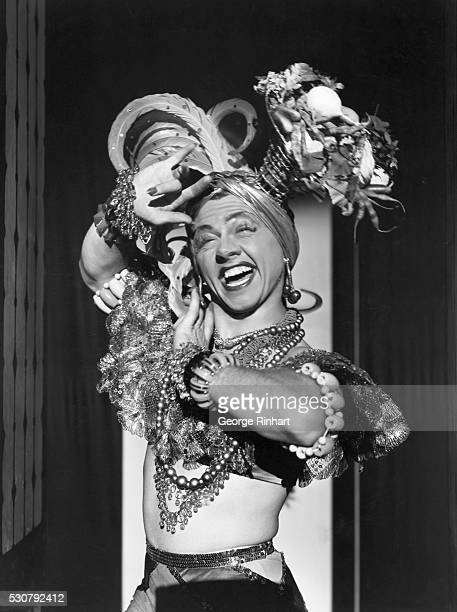 Carmen Maroonly In his latest musical Babes on Broadway in which he and Judy Garland costar Mickey does an hilarious dance number impersonating...