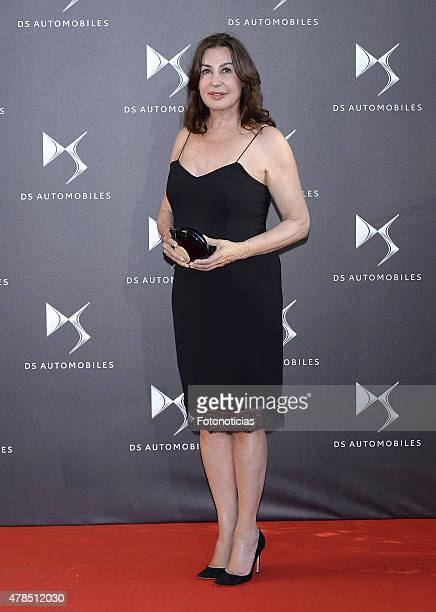 Carmen Martinez Bordiu attends the DS Automobiles launch at the French Ambassador's Residence on June 25 2015 in Madrid Spain