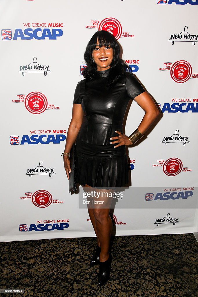 Carmen Murray attends ASCAP's 5th annual 'Women Behind The Music' series at Bardot on October 8 2013 in Los Angeles California