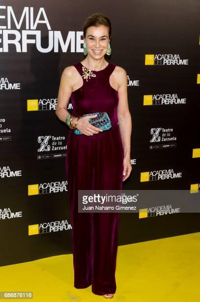Carmen Posadas attends 'Academia del Perfume' awards 2017 at Teatro de la Zarzuela on May 22 2017 in Madrid Spain