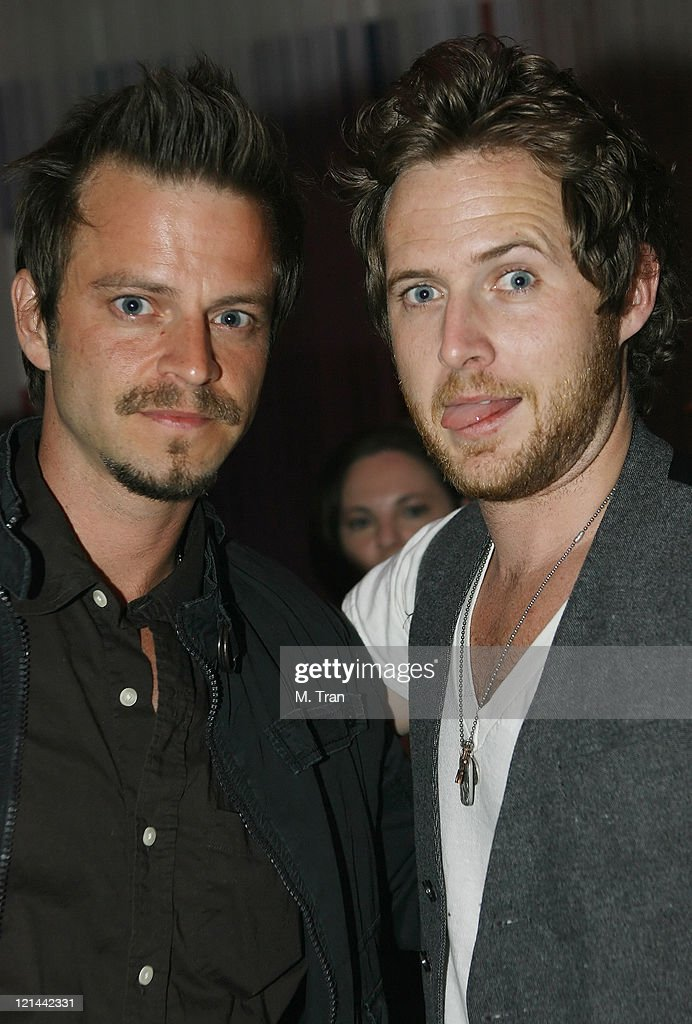 <a gi-track='captionPersonalityLinkClicked' href=/galleries/search?phrase=Carmine+Giovinazzo&family=editorial&specificpeople=225065 ng-click='$event.stopPropagation()'>Carmine Giovinazzo</a> and <a gi-track='captionPersonalityLinkClicked' href=/galleries/search?phrase=A.J.+Buckley&family=editorial&specificpeople=599218 ng-click='$event.stopPropagation()'>A.J. Buckley</a> during 100th Show Celebration at Forty Deuce at Forty Deuce in Hollywood, California, United States.