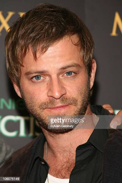 Carmine Giovinazzo during Maxim Magazine's 7th Annual Hot 100 Party Arrivals at Buddha Bar in New York New York United States