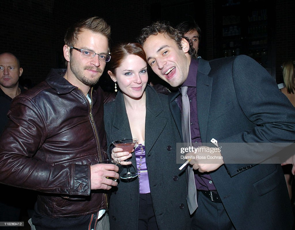 <a gi-track='captionPersonalityLinkClicked' href=/galleries/search?phrase=Carmine+Giovinazzo&family=editorial&specificpeople=225065 ng-click='$event.stopPropagation()'>Carmine Giovinazzo</a>, <a gi-track='captionPersonalityLinkClicked' href=/galleries/search?phrase=Shannon+Lucio&family=editorial&specificpeople=212720 ng-click='$event.stopPropagation()'>Shannon Lucio</a> and Charlie Hofheimer