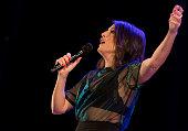 Carminho Performs in Concert in Madrid