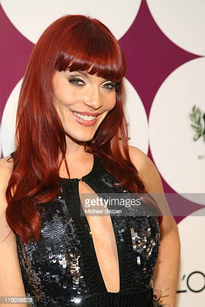 Carmit Bachar during People Magazine Post GRAMMY Party Hosted by Beyonce at ELEVEN Restaurant and Nightclub in West Hollywood California United States