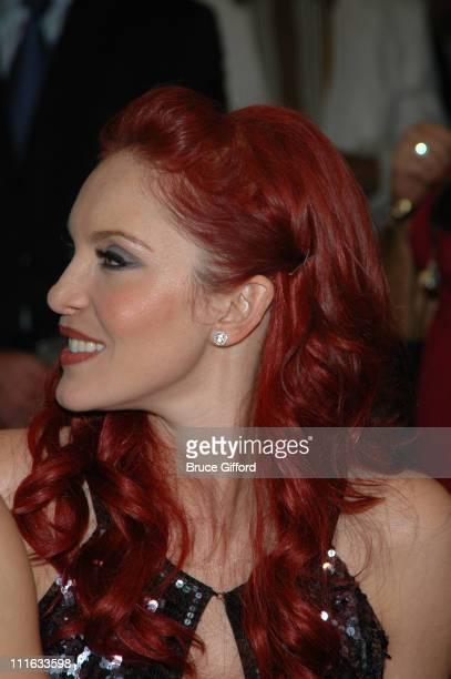 Carmit Bachar during PussyCat Doll Casino Grand Opening and Christina Aguilera's Official Concert After Party March 3 2007 at Pure Nightclub at...