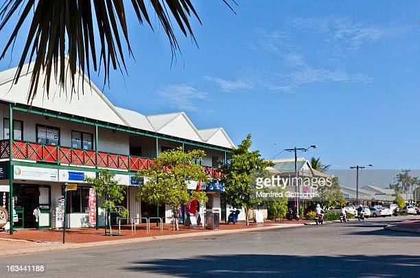 Carnarvon Street Chinatown Broome