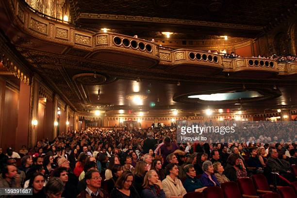 Carnegie Hall presents 'The Rite of Spring Project' at the United Palace Theater as part of Berlin in Lights Festival on Saturday night November 17...