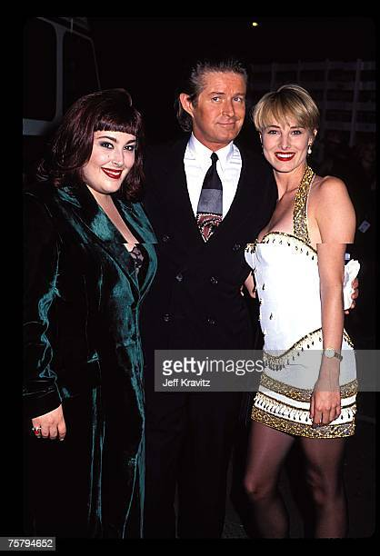 Carnie Wilson Don Henley and Chynna Phillips