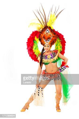 carnival dancer
