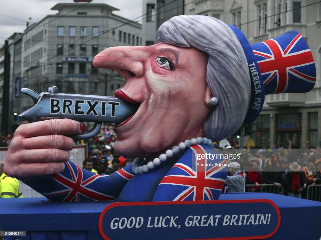 General Election - 8th June. - Page 5 Carnival-float-with-a-papiermache-caricature-of-theresa-may-is-seen-picture-id645946144