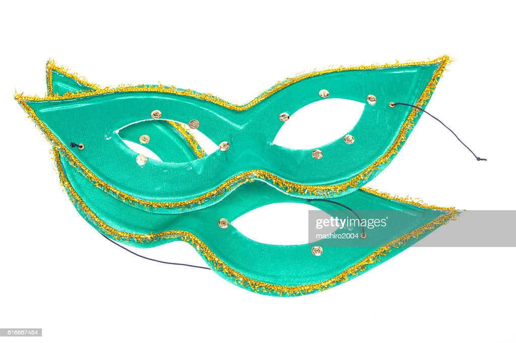 carnival mask, halloween mask : Stock Photo