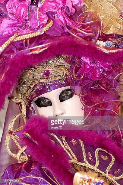 Maschera di carnevale di Venezia 2011