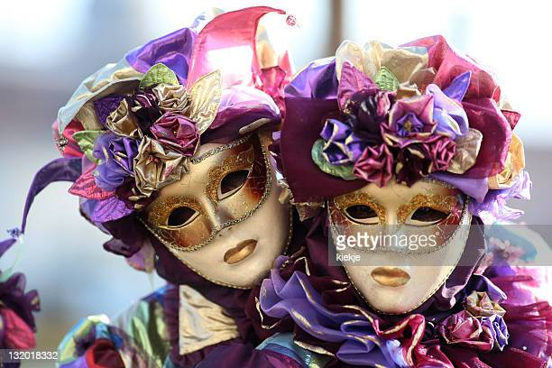Carnivale couple