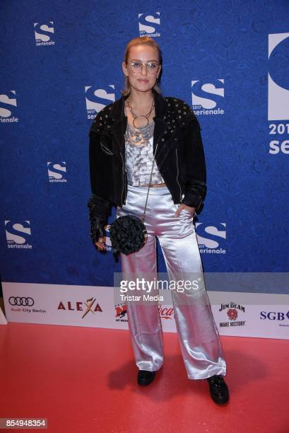 Caro Cult attends the Serienale Opening on September 27 2017 in Berlin Germany