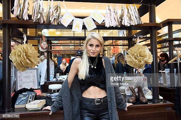 Caro Daur attends the VIP Flea Market on November 12 2016 in Berlin Germany