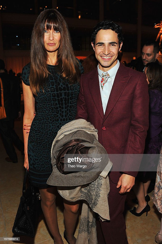 <a gi-track='captionPersonalityLinkClicked' href=/galleries/search?phrase=Carol+Alt&family=editorial&specificpeople=202034 ng-click='$event.stopPropagation()'>Carol Alt</a> (L) and Zac Posen attend HBO's In Vogue: The Editor's Eye screening at Metropolitan Museum of Art on December 4, 2012 in New York City.
