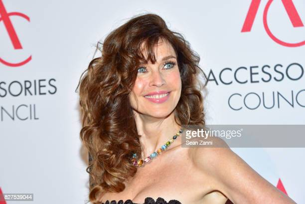 Carol Alt attends 21st Annual Ace Awards at Cipriani 42nd Street on August 7 2017 in New York City