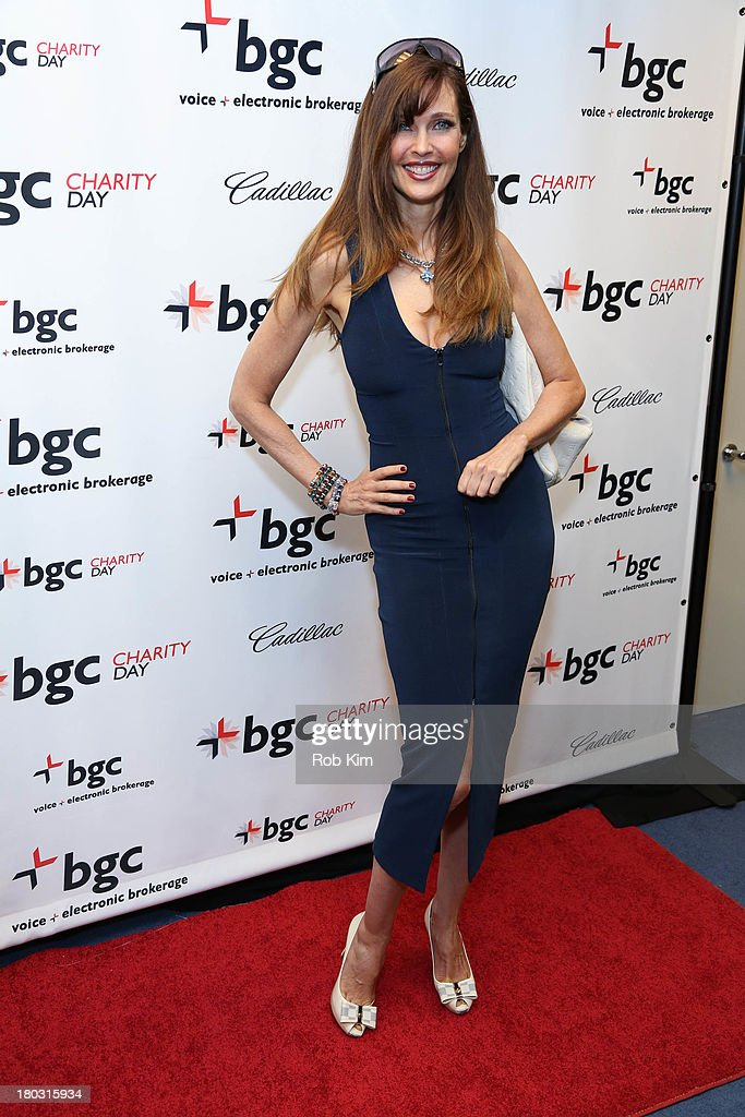Carol Alt attends the 2013 Cantor Fitzgerald And BGC Partners Charity Day at BGC Partners on September 11, 2013 in New York City.