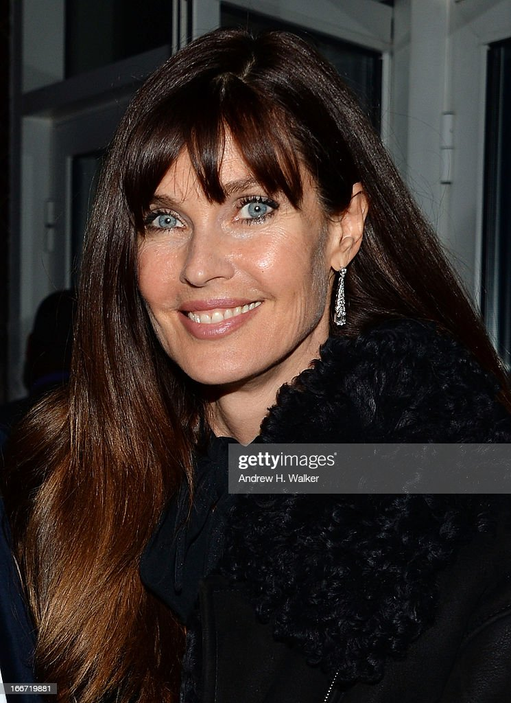 <a gi-track='captionPersonalityLinkClicked' href=/galleries/search?phrase=Carol+Alt&family=editorial&specificpeople=202034 ng-click='$event.stopPropagation()'>Carol Alt</a> attends the after party for the Cinema Society and Men's Fitness screening of 'Pain and Gain' at Jimmy At The James Hotel on April 15, 2013 in New York City.