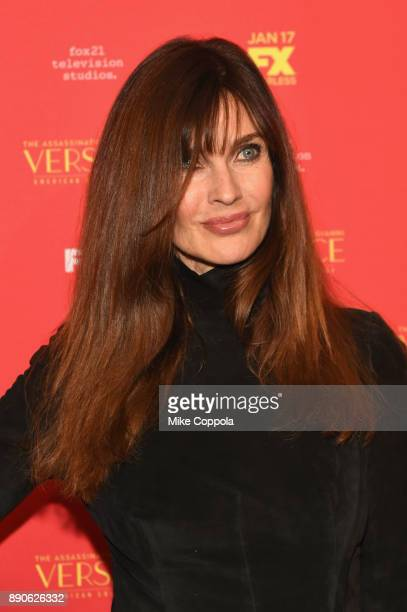 Carol Alt attends 'The Assassination Of Gianni Versace American Crime Story' New York Screening at Metrograph on December 11 2017 in New York City