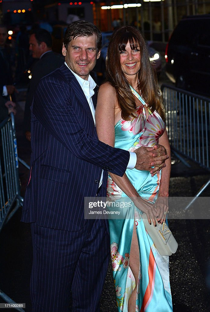 <a gi-track='captionPersonalityLinkClicked' href=/galleries/search?phrase=Carol+Alt&family=editorial&specificpeople=202034 ng-click='$event.stopPropagation()'>Carol Alt</a> attends the Dolce & Gabbana and The Cinema Society screening of the Epix World premiere of 'Madonna: The MDNA Tour' at The Paris Theatre on June 18, 2013 in New York City.