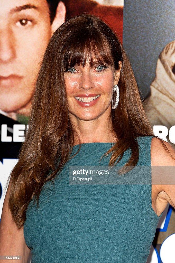 Carol Alt attends the 'Grown Ups 2' New York Premiere at AMC Lincoln Square Theater on July 10, 2013 in New York City.