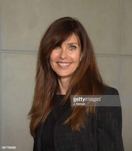 Carol Alt attends the VIP Lunch In Honor Of Travelzoo at Spring Place on June 19 2017 in New York City Travelzoo is the only publicly traded company...