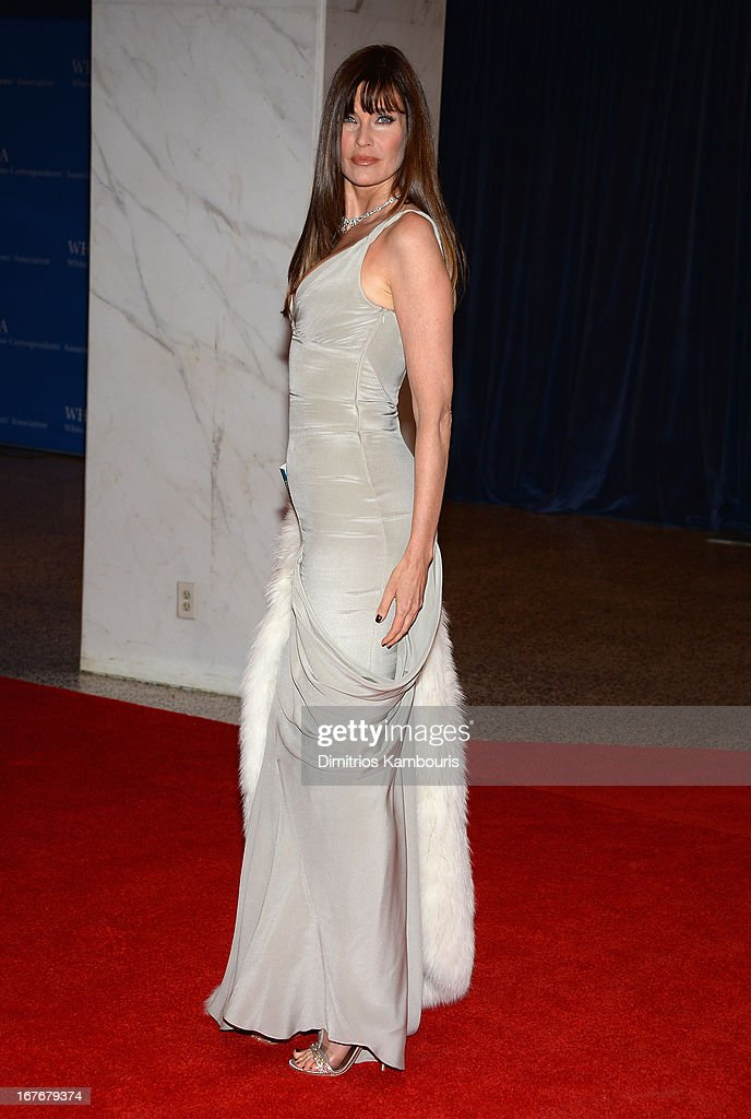 Carol Alt attends the White House Correspondents' Association Dinner at the Washington Hilton on April 27, 2013 in Washington, DC.