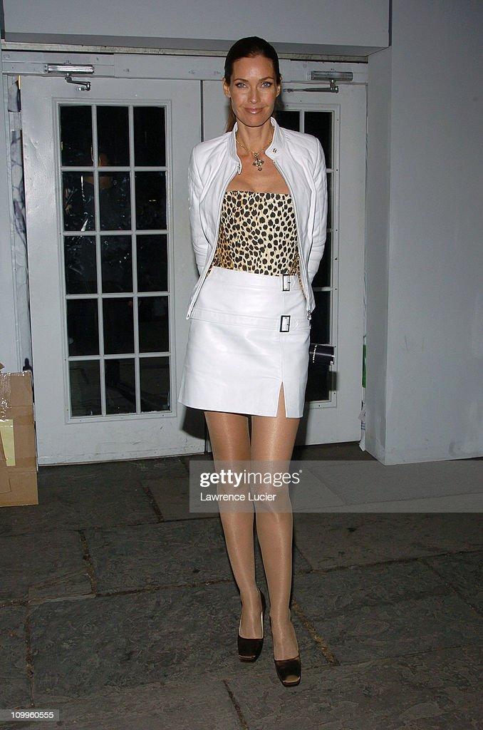 Olympus Fashion Week Spring 2005 - Lloyd Klein - Backstage and Front Row