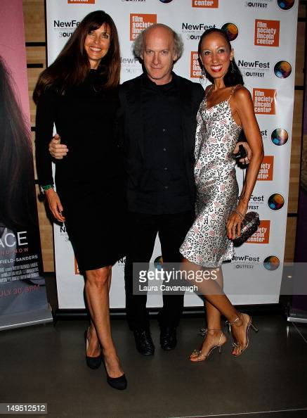 Carol Alt Timothy GreenfieldSanders and Pat Cleveland attend 2012 NewFest 'About Face Supermodels Now And Then' screening at Walter Reade Theater on...