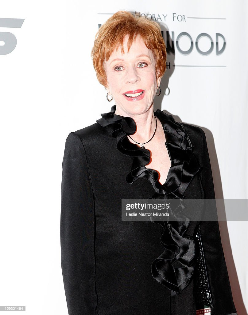 <a gi-track='captionPersonalityLinkClicked' href=/galleries/search?phrase=Carol+Burnett&family=editorial&specificpeople=206201 ng-click='$event.stopPropagation()'>Carol Burnett</a> attends an event honoring her with The First Annual '<a gi-track='captionPersonalityLinkClicked' href=/galleries/search?phrase=Carol+Burnett&family=editorial&specificpeople=206201 ng-click='$event.stopPropagation()'>Carol Burnett</a> Honor Of Distinction Award' at the El Capitan Theatre on January 10, 2013 in Hollywood, California.