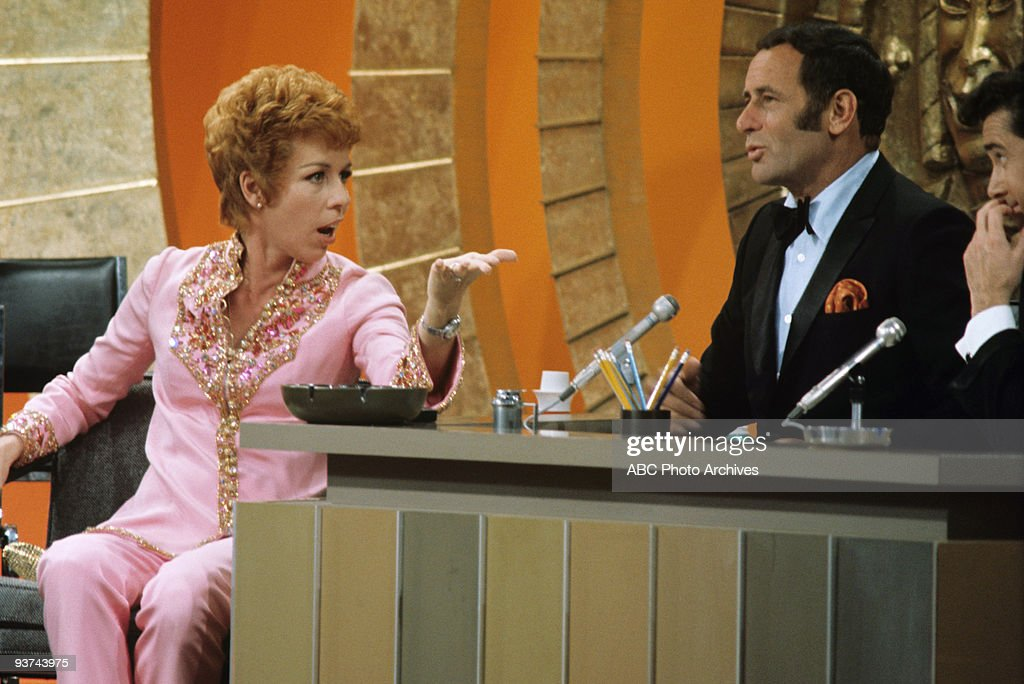 SHOW - (1969) <a gi-track='captionPersonalityLinkClicked' href=/galleries/search?phrase=Carol+Burnett&family=editorial&specificpeople=206201 ng-click='$event.stopPropagation()'>Carol Burnett</a>, Joey Bishop, <a gi-track='captionPersonalityLinkClicked' href=/galleries/search?phrase=Regis+Philbin&family=editorial&specificpeople=202495 ng-click='$event.stopPropagation()'>Regis Philbin</a>