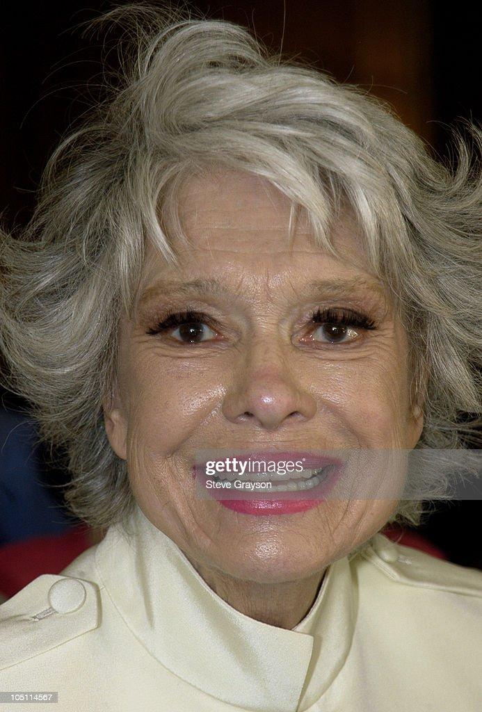 Carol Channing Net Worth