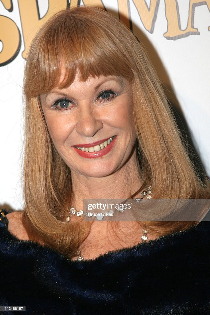<a gi-track='captionPersonalityLinkClicked' href=/galleries/search?phrase=Carol+Cleveland&family=editorial&specificpeople=2003514 ng-click='$event.stopPropagation()'>Carol Cleveland</a> during Monty Python's 'Spamalot' Opening Night on Broadway - After Party at Roseland Ballroom in New York City, New York, United States.