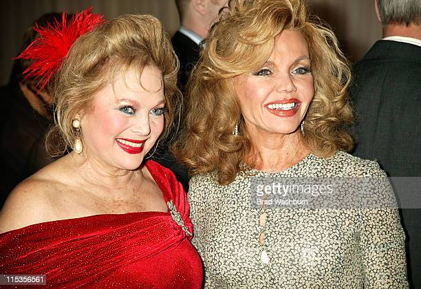 Carol Connors and Deanna Lund during 15th Annual Associates for Breast Prostate Cancer Studies Gala Benefiting The John Wayne Cancer Research Center...