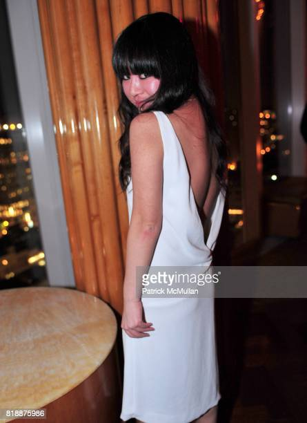 Carol Han attends NOWNESS Presents the New York Premiere of JeanMichel Basquiat The Radiant Child at MoMa on April 27 2010 in New York City