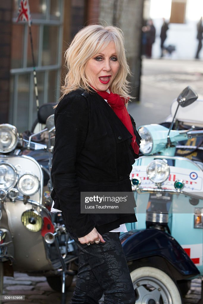 Carol Harrison[ attends Photocall for 'All Or Nothing' on February 9, 2016 in London, England.