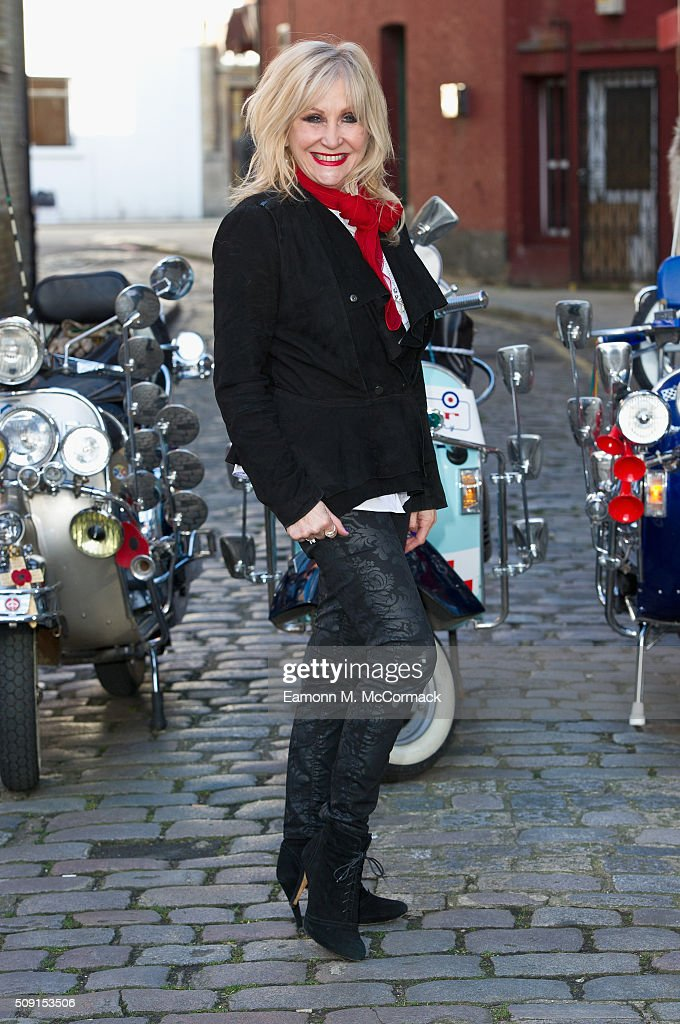 Carol Harrison poses at Photocall for 'All Or Nothing' on February 9, 2016 in London, England.