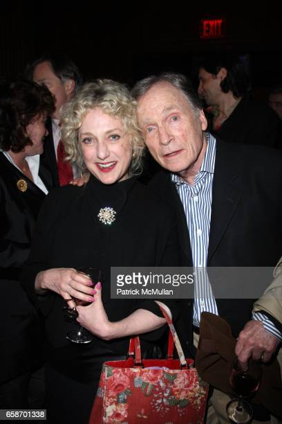 Carol Kane and Dick Cavett attend New York Premiere of Elizabeth Chai Yasarhelyi's YOUSSOU NDOUR I BRING WHAT I LOVE at Paris Theatre on June 4 2009...