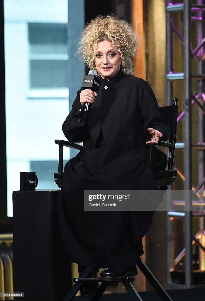 Carol Kane attends AOl Build to discuss her role in Netflix's 'Unbreakable Kimmy Schmidt' at AOL Studios on May 26, 2016 in New York City.