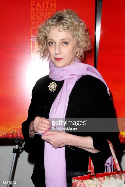 Carol Kane attends New York Premiere of Elizabeth Chai Yasarhelyi's YOUSSOU NDOUR I BRING WHAT I LOVE at Paris Theatre on June 4 2009 in New York