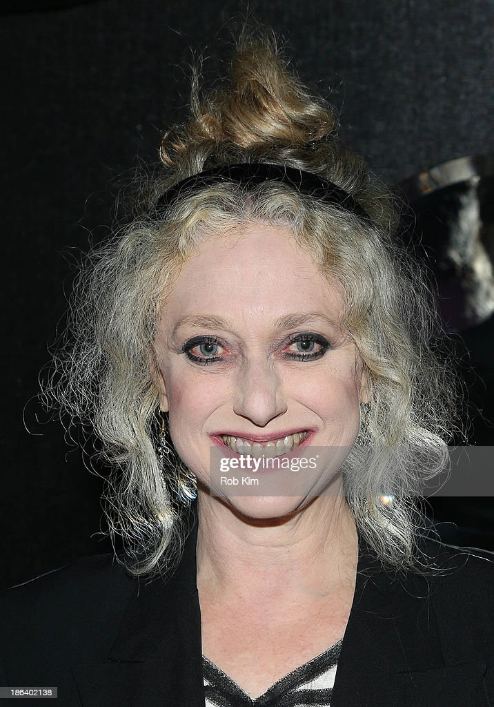 <a gi-track='captionPersonalityLinkClicked' href=/galleries/search?phrase=Carol+Kane&family=editorial&specificpeople=215175 ng-click='$event.stopPropagation()'>Carol Kane</a> attends the after party for the 'Wicked' 10th anniversary on Broadway at The Edison Ballroom on October 30, 2013 in New York City.