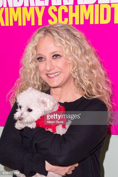 Carol Kane attends 'Unbreakable Kimmy Schmidt' FYC @ UCB Special Panel Discussion at UCB Sunset Theater on June 8 2015 in Los Angeles California