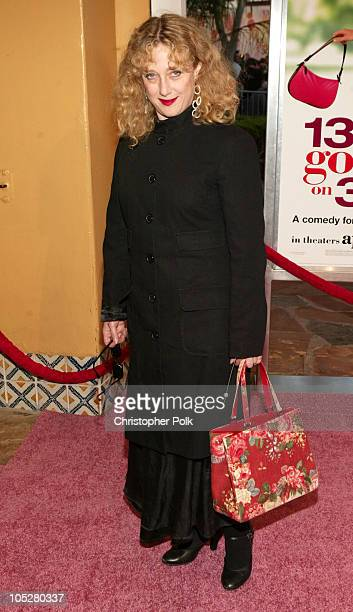 Carol Kane during '13 Going on 30' Los Angeles Premiere Red Carpet at Mann Village in Westwood California United States