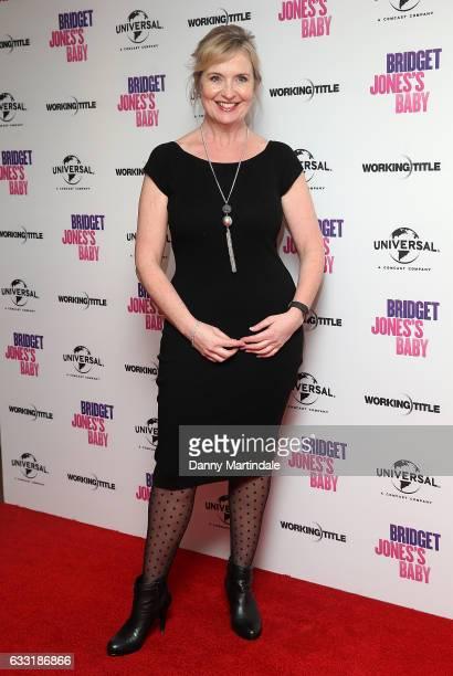 Carol Kirkwood attends Bridget Jones's Baby Red Carpet Screening And Bridget Inspired Dating Seminar To Celebrate The UK Release Of The DVD on...