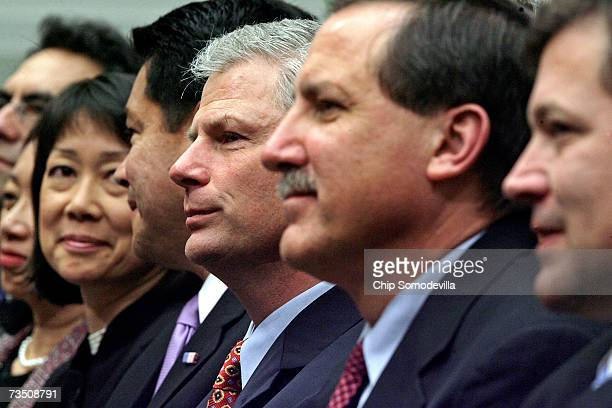 Carol Lam former US Attorney for the Southern District of California David Iglesias former US Attorney for the District of New Mexico John McKay...