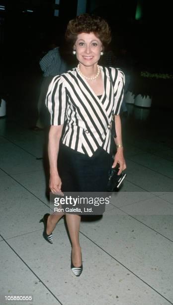 Carol Lawrence during Carol Lawrence Sighted at Los Angeles International Airport at Los Angeles International Airport in Los Angeles California...